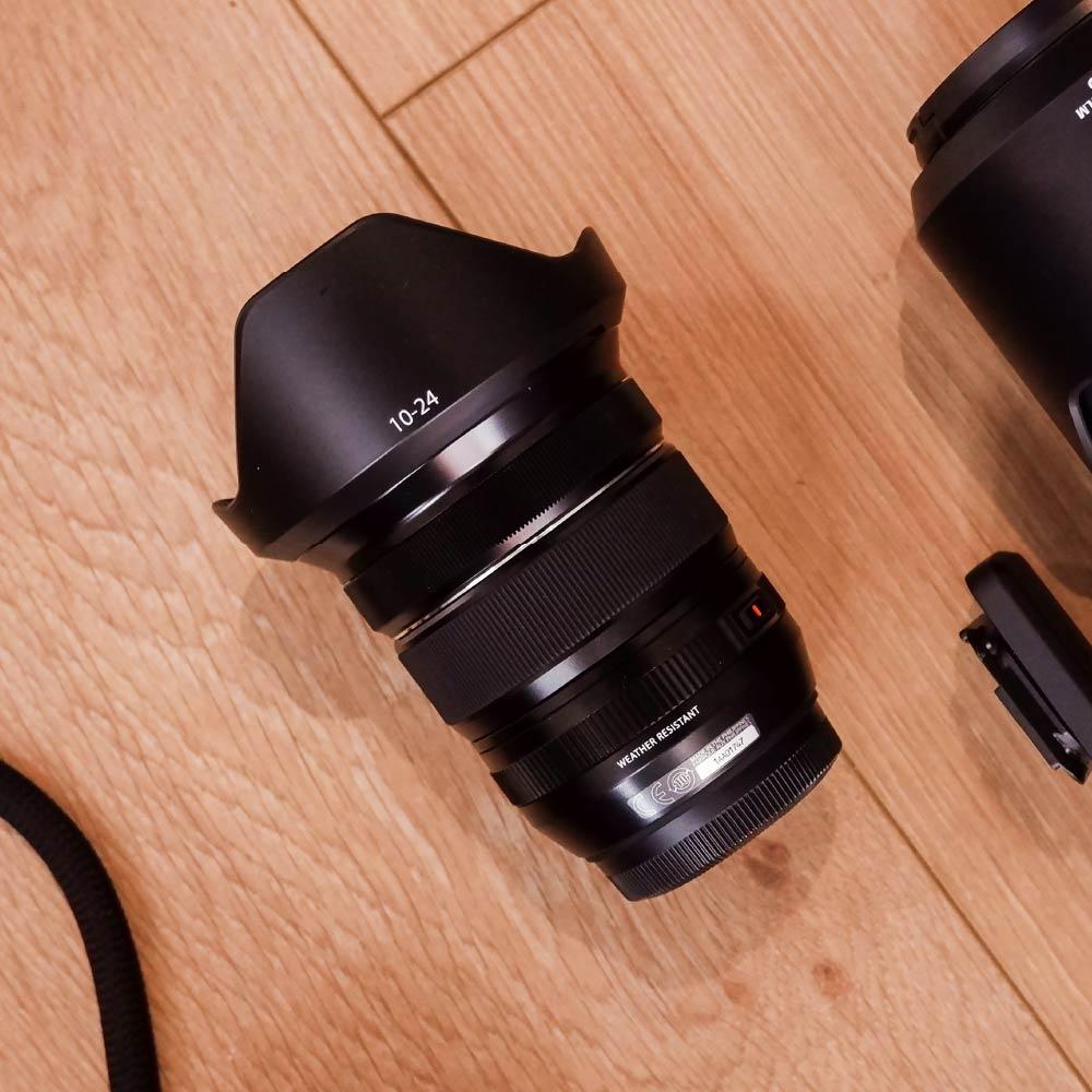 Fujifilm XF 10-24mm F/4.0